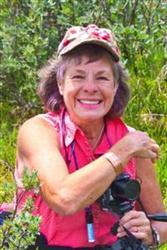 Wildflower Festival Leader Ruth Runge-Barnes