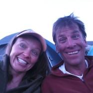 Julie and husband Grant