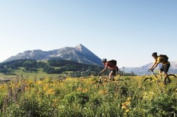 Mountain Biking at Mt. Crested Butte