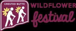 Crested Butte Wildflower Festival Logo